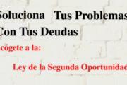 Noticias Ley Segunda Oportunidad