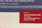 Asistimos al Congreso Internacional de Derecho Bancario