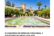 VI CONGRESO DERECHO CONCURSAL Y SOCIETARIO ANDALUCIA