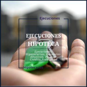 Ejecución Hipoteca Valencia