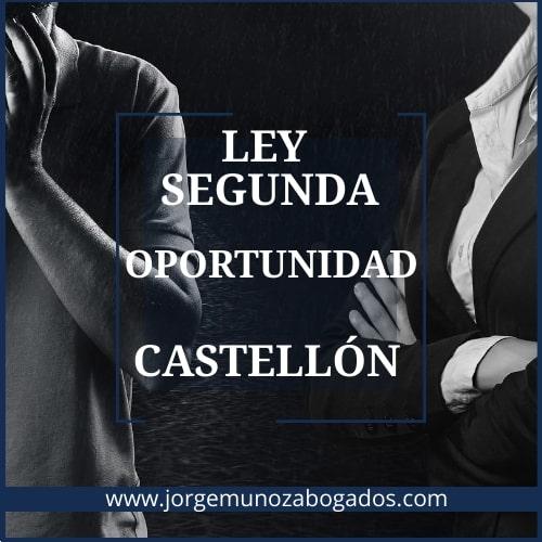 Ley de la Segunda Oportunidad Castellón