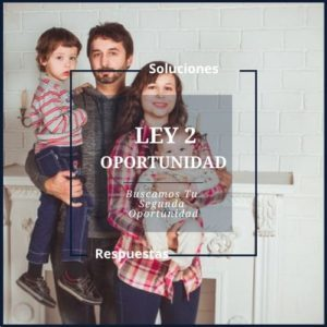 Noticias Ley Segunda Oportunidad Dos Hermanas