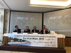 CONGRESO SOBRE DERECHO CONCURSAL Y SOCIETARIO - Benicassim
